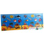 Фото №3: Детский коврик «Мультики: морское дно».