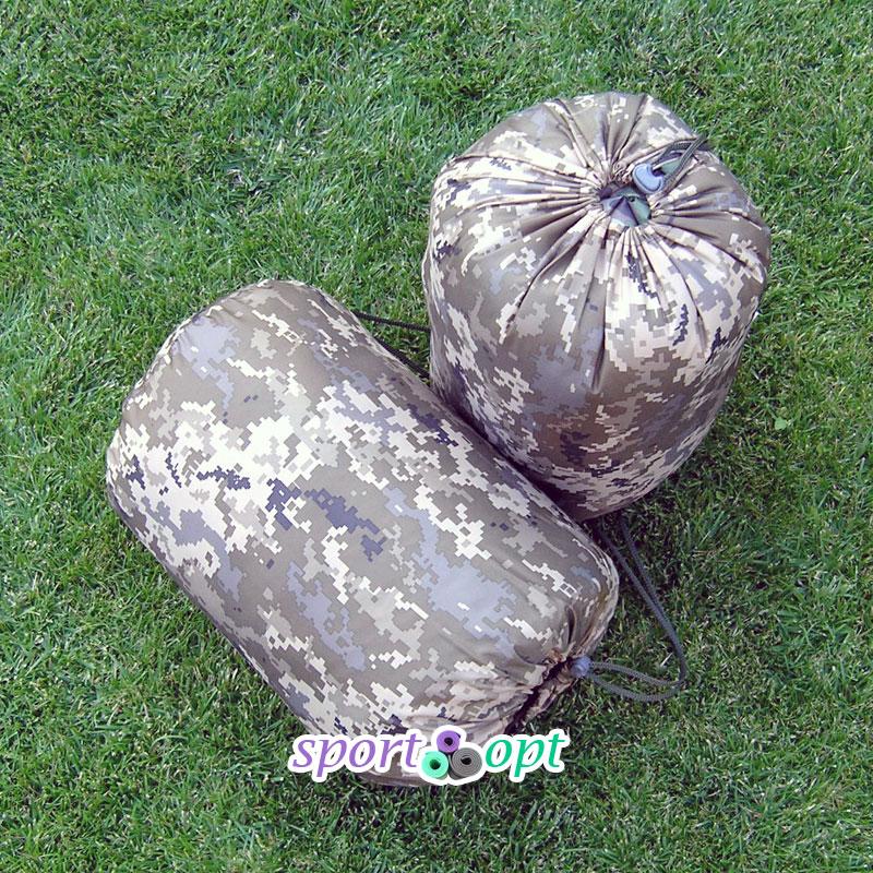 Фото №1: Спальный мешок «Партизан».