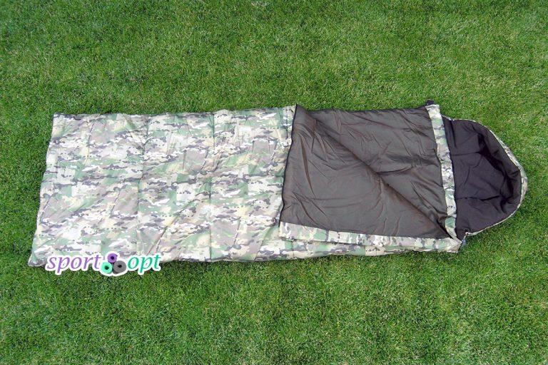 Фото №3: Спальный мешок «Партизан».