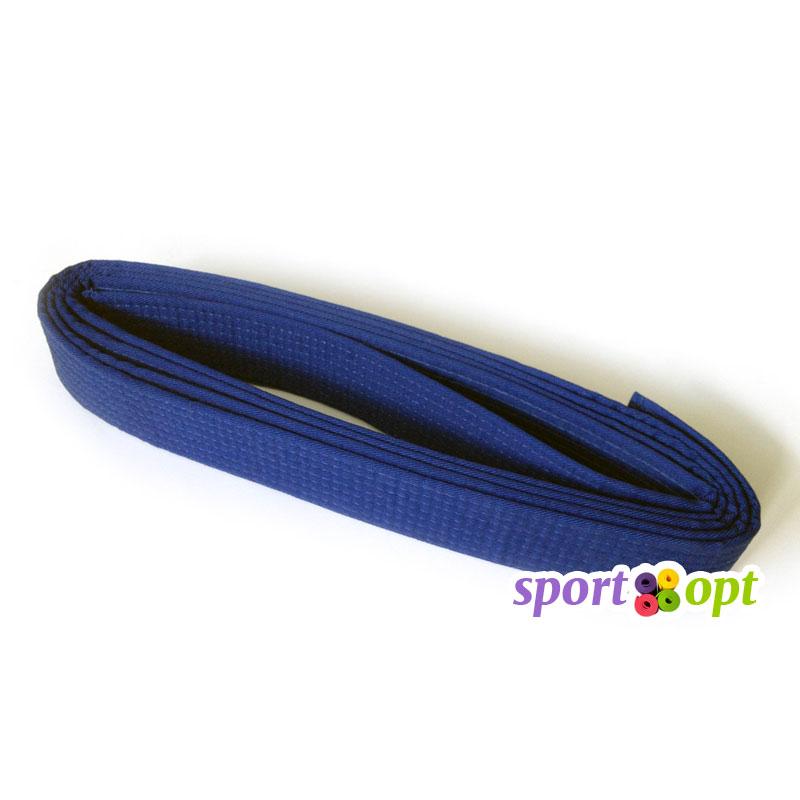 Пояс для кимоно Champion (синий). Фото №1.