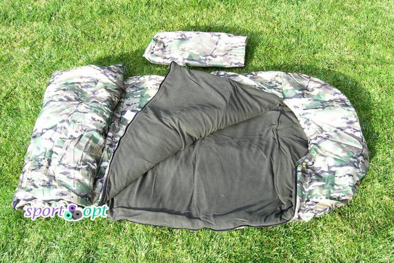 Фото №2: Спальный мешок «Зима».