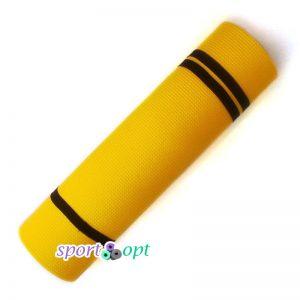Фото №2: Каремат «Радуга» (желтый).