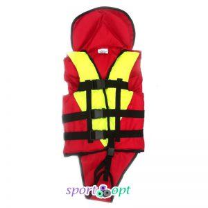 Фото №1: Детский спасательный жилет.