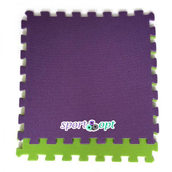 Мягкое напольное модульное покрытие (3 цвета).