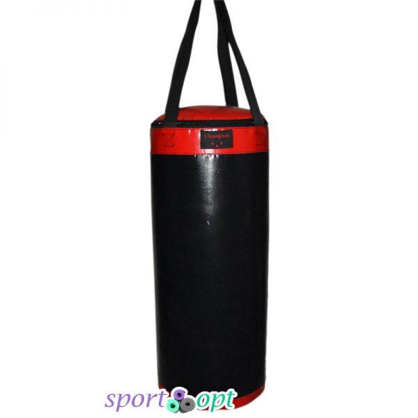 Боксёрский мешок Champion чёрно-красный