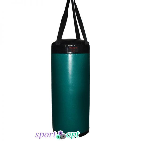 Боксёрский мешок Champion зелёно-чёрный