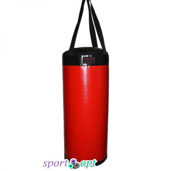 Боксёрский мешок Champion красно-чёрный