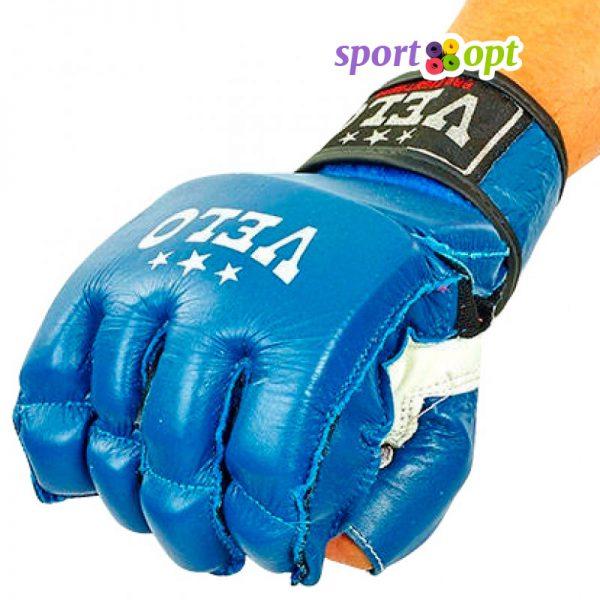Перчатки для смешанных единоборств ММА Velo M2. Фото №2.