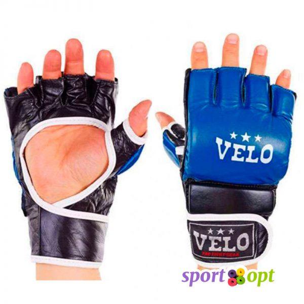 Перчатки для смешанных единоборств ММА Velo M3. Фото №1.