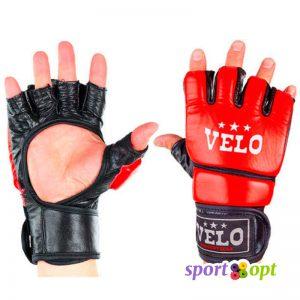 Перчатки для смешанных единоборств ММА Velo M3. Фото №2.