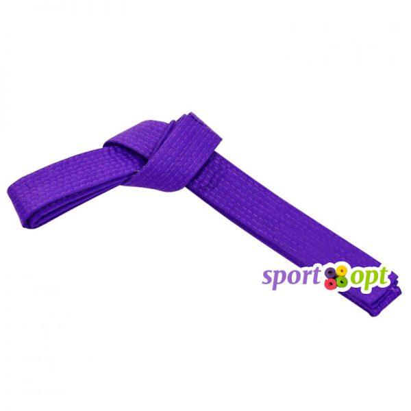 Пояс для кимоно Matsa (фиолетовый). Фото №1.