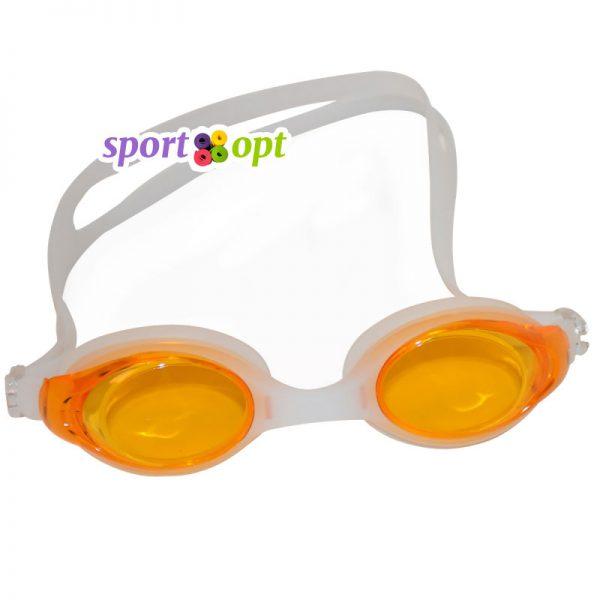 Очки для плавания Grilong J1 (оранжевые).