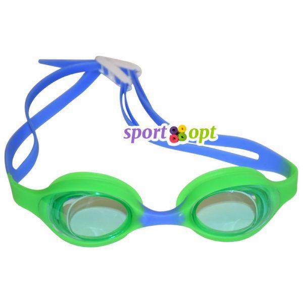 Очки для плавания Grilong K1 (зелёные).